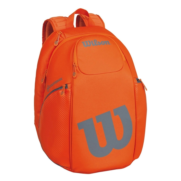 Immagine di WILSON BURN BACKPACK ORANGE/GREY