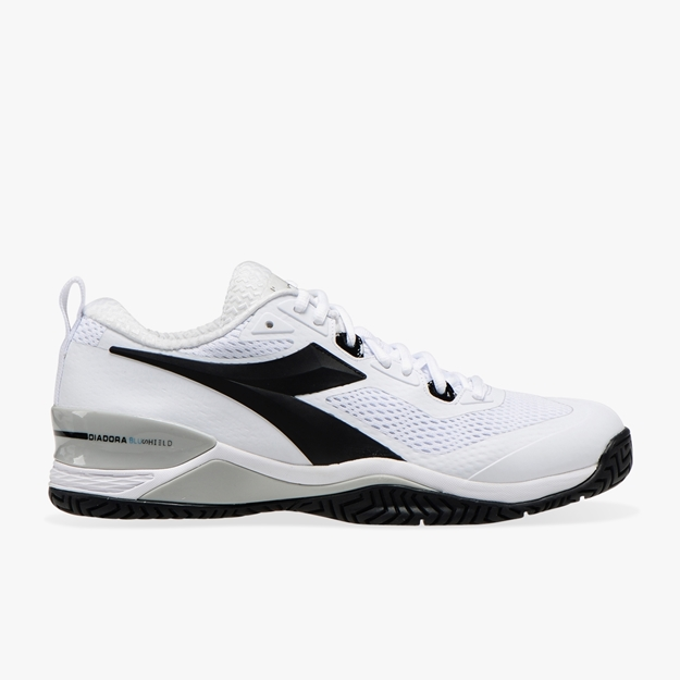 Immagine di DIADORA UOMO SPEED BLUSHIELD 4 AG WHITE /BLACK