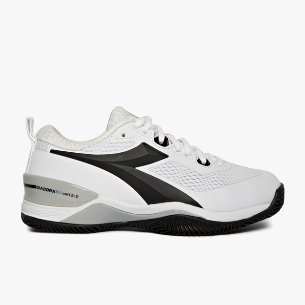 Immagine di DIADORA DONNA SPEED BLUSHIELD 4 W + CLAY WHITE /BLACK