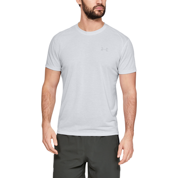 Immagine di UNDER ARMOUR UOMO T-SHIRT STREAKER 2,0 SH GREY