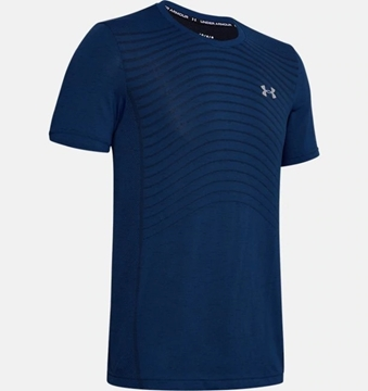 Immagine di UNDER ARMOUR UOMO T-SHIRT SEAMLESS WAVE SS