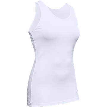 Immagine di UNDER ARMOUR DONNA VICTORY TANK WHITE