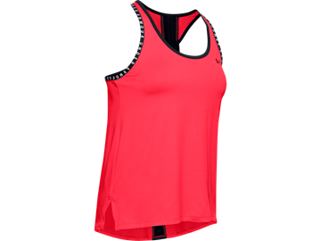 Immagine di UNDER ARMOUR DONNA KNOCKOUT TANK RED