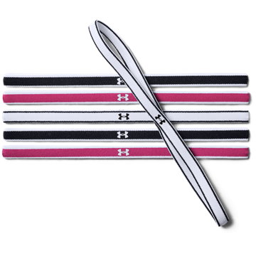 Immagine di UNDER ARMOUR MINI HEADBANDS - 6 PEZZI - COLOR
