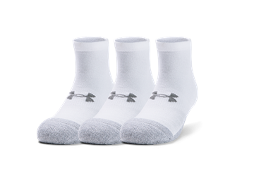Immagine di UNDER ARMOUR CALZE HEATGEAR LOCUT - 3 PAIA