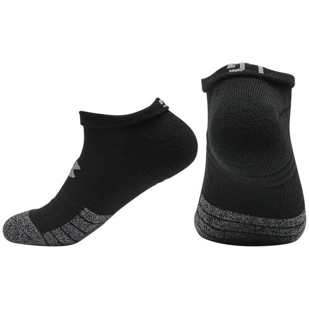 Immagine di UNDER ARMOUR CALZE HEATGEAR NS - 3 PAIA - BLACK