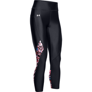 Immagine di UNDER ARMOUR DONNA Leggings HeatGear® Armour Printed Ankle Crop
