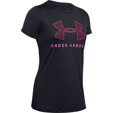 Immagine di UNDER ARMOUR DONNA T-SHIRT Tech™ Logo Graphic Crew