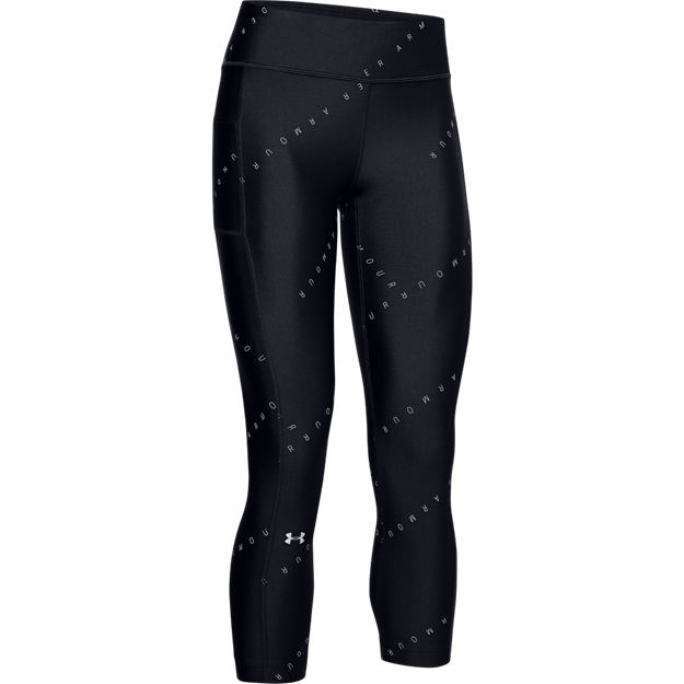 Immagine di UNDER ARMOUR DONNA Leggings HeatGear® Printed Ankle Crop