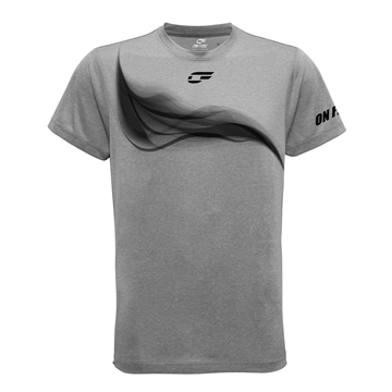 Immagine di ON FIRE T-SHIRT UOMO FLAME 2.0 GREY