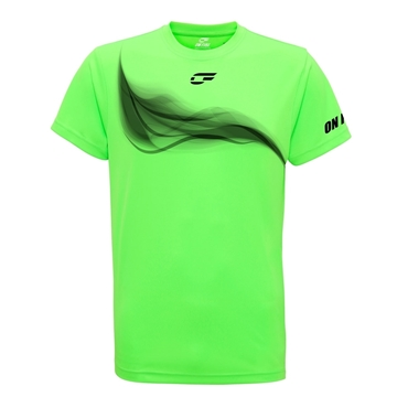 Immagine di ON FIRE T-SHIRT UOMO FLAME 2.0 GREEN FLUO