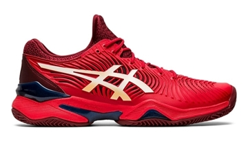 Immagine di ASICS SCARPA UOMO COURT FF CLAY CLASSIC RED/WHITE