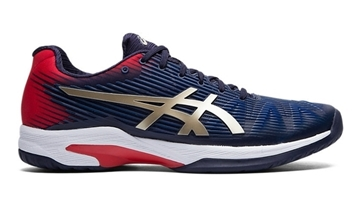 Immagine di ASICS SCARPA UOMO SOLUTION SPEED FF PEACOAT CHAMPAGNE