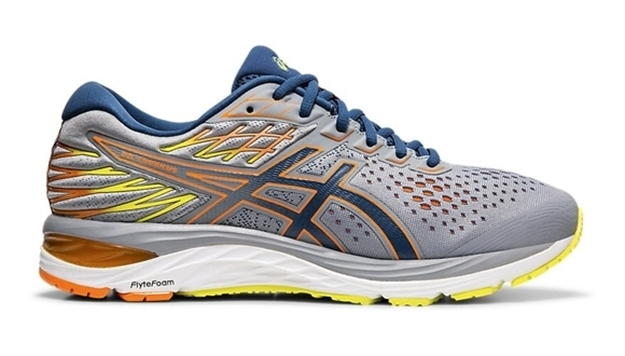 Immagine di ASICS SCARPA UOMO RUNNING GEL-CUMULUS 21 - SHEET ROCK/MAKO BLUE